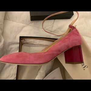 Brand new JCrew heels, original box. Never worn.